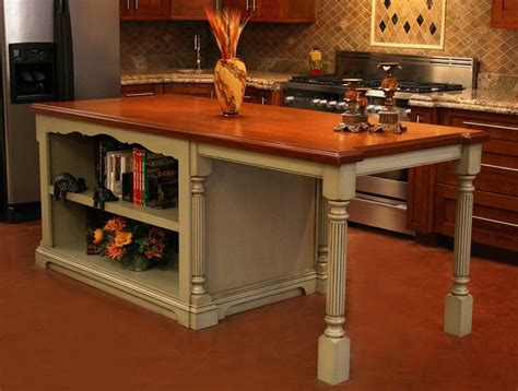 Table As Kitchen Island by Kitchen Island Tables Products I Love Pinterest