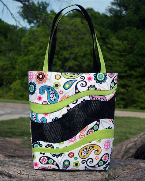 homemade tote bag pattern sewmichelle pet screen tote bag easy sewing pattern for