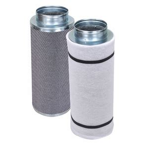 Activated Carbon Air Filter For Grow Room by 8 Quot X 41 Quot Grow Room Coconut Activated Charcoal Carbon Filter