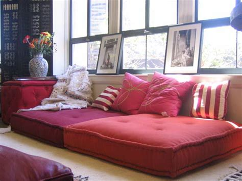 Futon Sitzkissen by Feng Shui Interior Design Floor Pillows The Tao Of