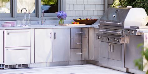 Waterproof Kitchen Cabinets Innovation Kalamazoo Outdoor Gourmet