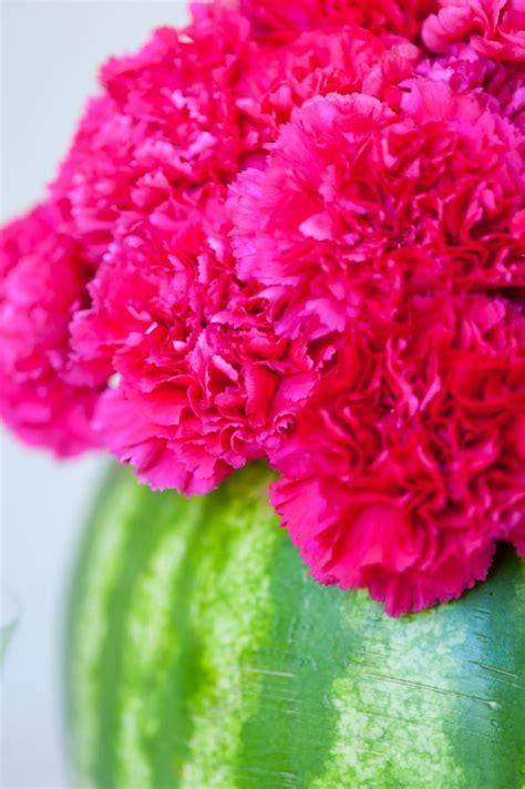 watermelon centerpiece ideas diy watermelon flower centerpiece the sweetest occasion