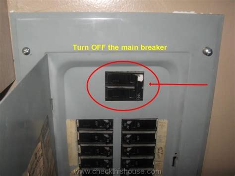 power out in part of house breaker not tripped gfci outlet installation how to install gfci 4 easy steps