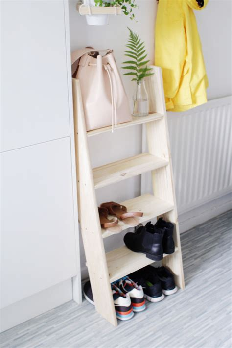 25 diy shoe rack ideas keep your shoe collection neat and tidy home and gardening ideas