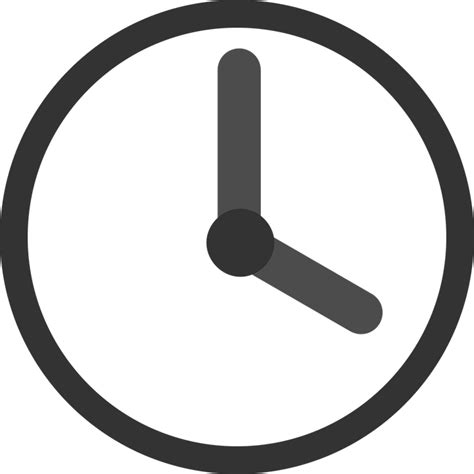 Jam Dinding Coffee Time free vector graphic clock time hour minute