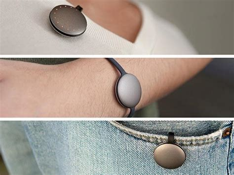 Syncwear Fitness Designed For Wearing Your Nano At The by Misfit Shine Wireless Activity Tracker Gadgetsin