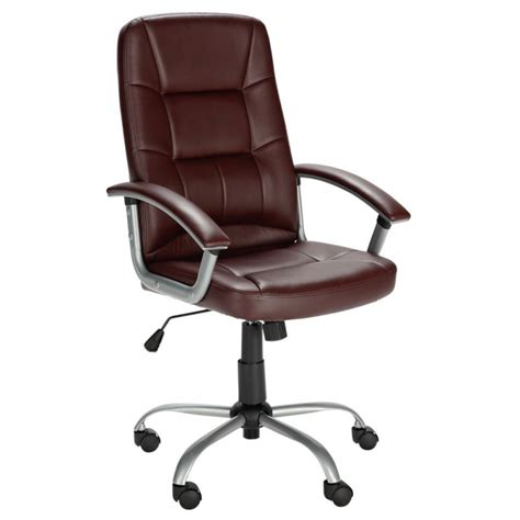 walker height adjustable office chair brown tables