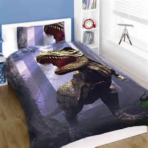 Green Double Duvet Set Dinosaur Bedding Totally Kids Totally Bedrooms Kids
