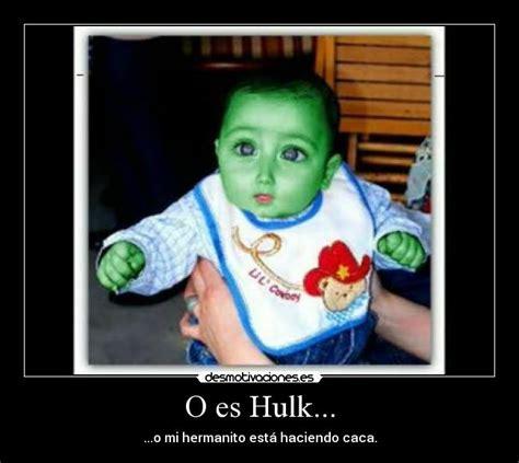 imagenes chistosas haciendo popo o es hulk desmotivaciones