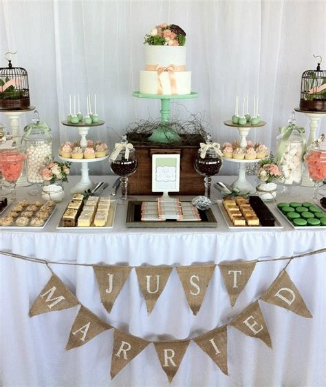 decorative ideas wedding dessert table www pixshark com images