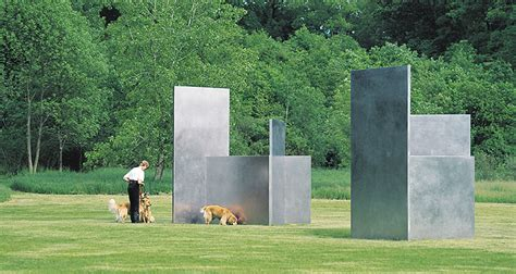 Light Ideas by Edward Tufte Sculpture