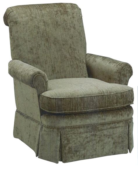upholstered recliner chairs best home furnishings nava comfortable swivel rocker