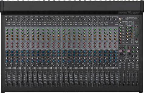 Mixer 24 Chanel Murah mackie 2404vlz4 24 channel 4 fx mixer with usb