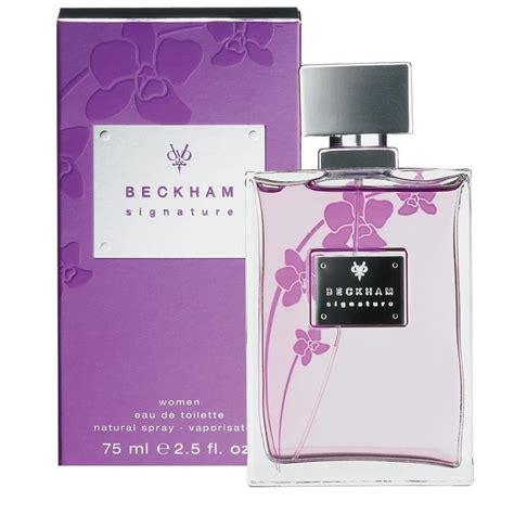Parfum David Beckham Signature david beckham signature duftbeschreibung