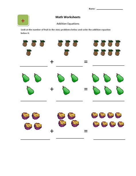ukg worksheets children learning printable kids