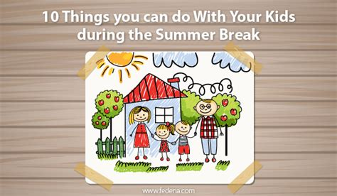 10 Things I Enjoy Doing During The Summer by 10 Things You Can Do With Your During The Summer