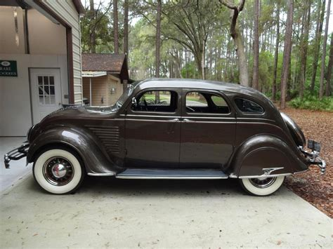 1934 Chrysler Airflow by 1934 Chrysler Airflow For Sale 1886283 Hemmings Motor News