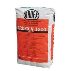 Ardex V 1200 Self Leveling Flooring Underlayment   Ardex