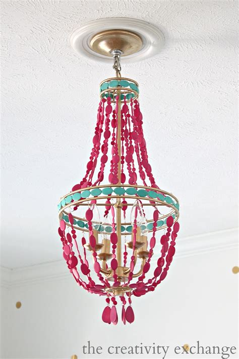 Tween Chandelier S Room Reved To Bright And Bold Tween Room