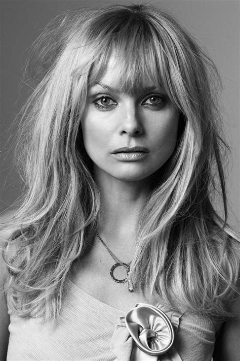REBEL MODELS - Izabella Scorupco