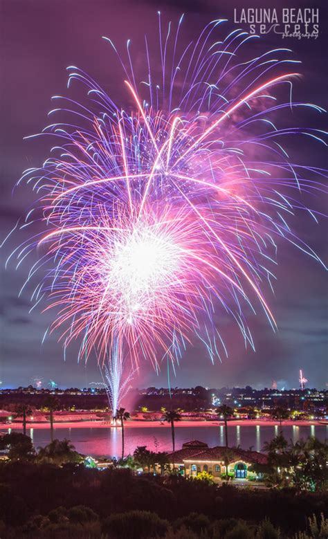 Jamboree And Pch - fourth of july fireworks orange county beach seaside firework shows and
