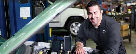 Chrysler Jeep Service Center Mopar Vehicle Protection Chapman Chrysler Jeep Service