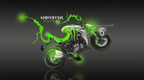 wallpaper keren monster energi monster energy racing wallpaper