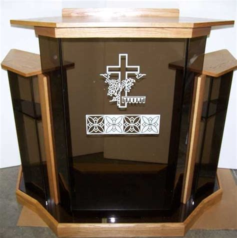 Lovely Acrylic Podium For Church #6: WSSMwoE.jpg