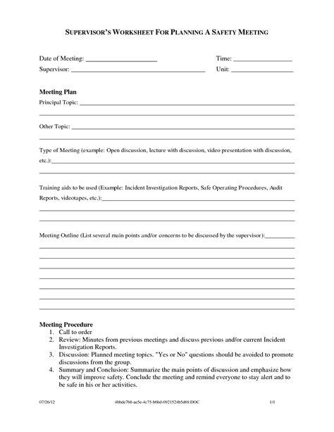 Safety Plan Worksheet by Domestic Abuse Safety Plan Worksheet Images