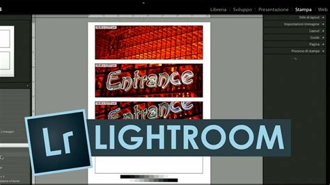 lightroom youtube tutorial italiano tutorial lightroom italiano la sta di lightroom mov