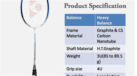 Raket Badminton Rs Power 800 Laser review dan daftar harga raket badminton 2018 top 10 pusatreview