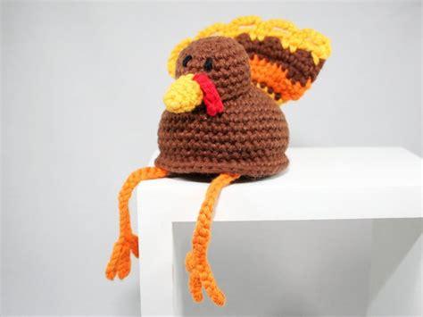 Turkey Shelf turkey shelf sitter crochet pattern