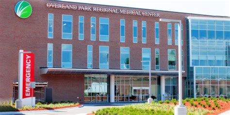 shawnee mission emergency room er near me in johnson county overland park regional center