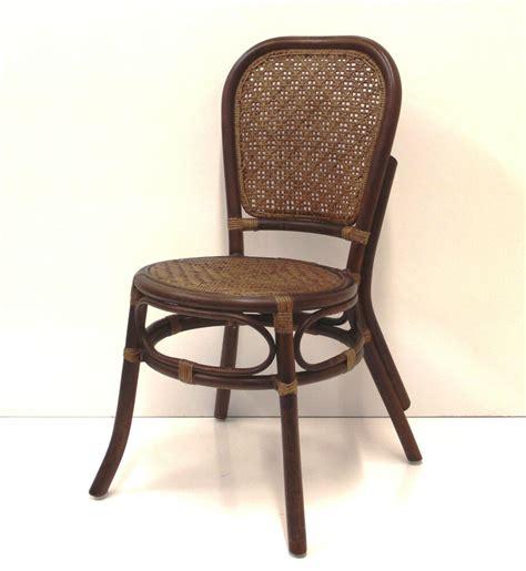 timor handmade design rattan wicker dining armless accent side chairwoven  ebay