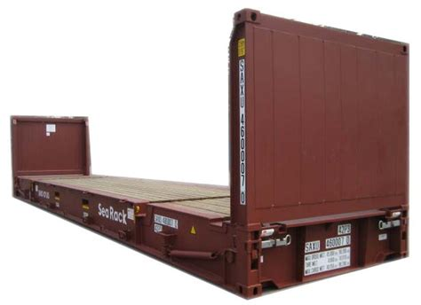 Flat Rack Container by 40 Flat Rack Dimensions Images