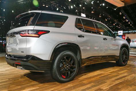 2018 chevrolet traverse redline chevrolet adds redline edition to 13 vehicles automobile