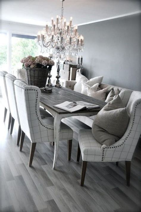 Gray Dining Room Table Ideas Best 25 Gray Dining Rooms Ideas Only On