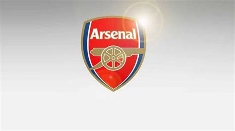arsenal youtube arsenal fc 3d logo animation youtube