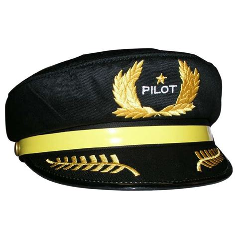 How To Make A Captain Hat Out Of Paper - children s captains pilot hat