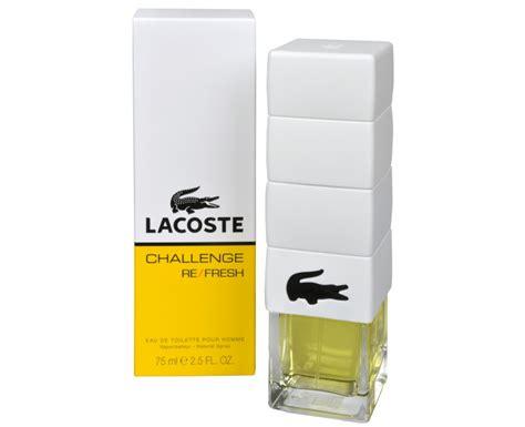 lacoste challenge refresh lacoste challenge re fresh edt 90 ml