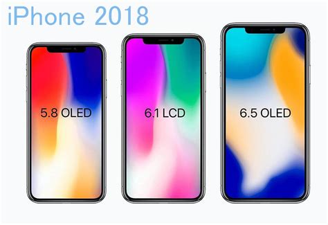 Lcd Iphone 5 2018 iphone 6 1 inch lcd v 224 iphone 6 5 inch oled 2018 sẽ quot to quot như thế n 224 o fptshop vn