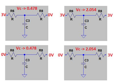 capacitor in series to ground series resistor and capacitor to ground 28 images practical considerations capacitors