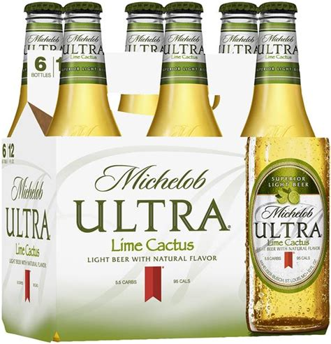 bud light vs michelob ultra michelob ultra lime cactus nutrition facts dandk