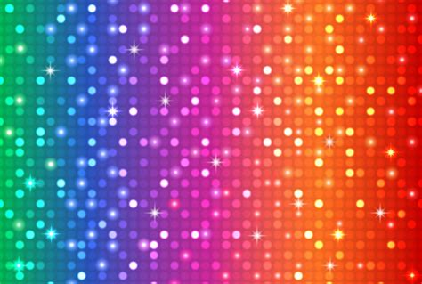 disco colors abstract rainbow color disco light background vector
