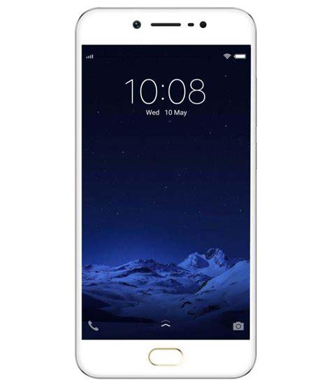 Vivo V7 Crown Gold vivo v5s crown gold 4gb ram selfie mobile