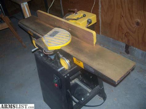 armslist  saletrade wood shop equipment