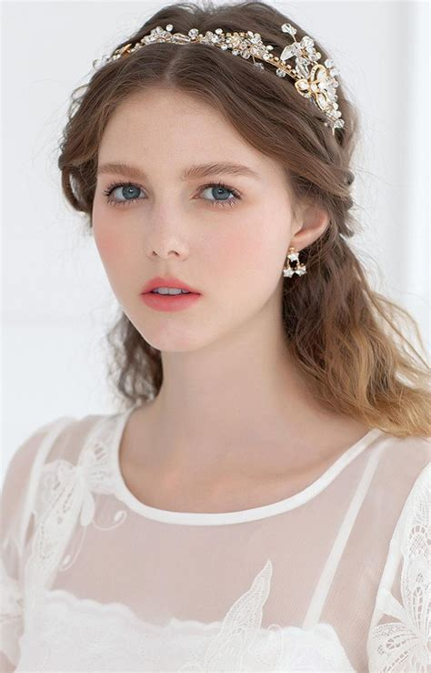 Cheap Vintage Wedding Hair Accessories by Vintage Wedding Hair Glamorous Wedding Hair Wedding Cheap