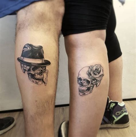 his and hers tattoo 120 cutest his and hers ideas make your bond stronger