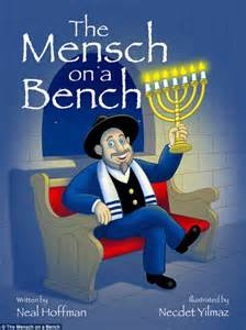 Hanukkah On The Shelf by The Mensch On A Bench Is Hanukkahs Answer To The On