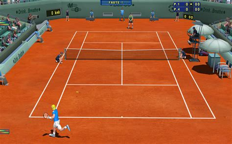 tennis elbow linux game database